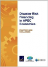 DRR Financing in APEC Economies